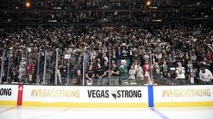 golden knights schedule of events for