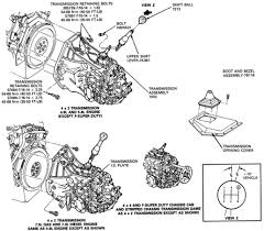 removal of gear shift on a 1997 f150 manual transmission Ford Standard Transmission Diagrams Ford Standard Transmission Diagrams #27 Ford 5 Speed Transmission Diagram