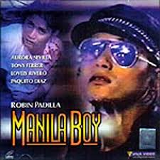 Robin Padilla as Manila Boy – Full Movie