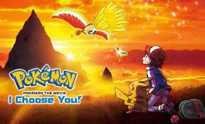 Pokémon Movie 20: I Choose You! (English Dubbed) 1080p Download