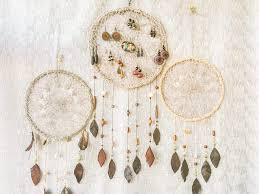 Where Are Dream Catchers From DIY Dream Catcher Using Crochet Doily and Wire Polka Crafts 70
