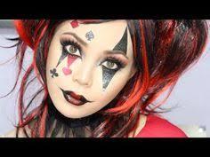 video jesterina harley quinn makeup tutorial jester joker costume