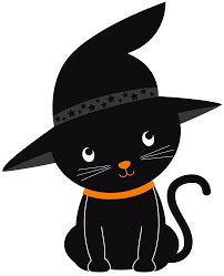 cute halloween black cat. Unique Cat Cute Halloween Cat Clipart  Free Download Best   Banner Black For Black