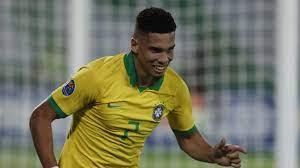 Paulinho helps take Brazil to Olympic Games