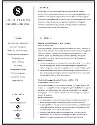 Creative Marketing Resume Resume Writing Design Samples Services Resume By Nico