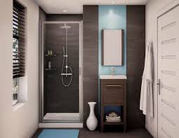 simple shower design. Bathroom. Simple Shower Glass Door By Alumax With Nautral Stone Bathroom Wall And Unique Wooden Design L