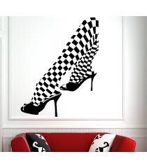 y chess legs wall decal vinyl wall