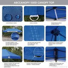 abccanopy 18 colors commercial 10x10