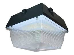 surface mounted canopy lights