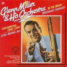 Glenn Miller LP: In The Mood (Maxi, 12inch, EP) - Bear Family Records