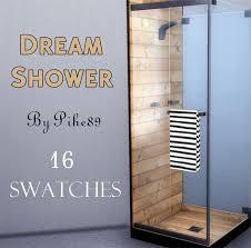 sims 4 cc best custom showers
