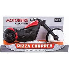 pizza chopper motorbike pizza cutter iwoot