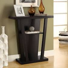 dark wood hall table. Many Various And Creative Design Of Narrow Tables For Hallway : Dark Wood Counter Height Hall Table K
