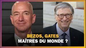 Jeff Bezos et Bill Gates sont-ils les maîtres du monde ?