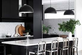 Awesome design black white Blue Awesome Ideas For Black And White Kitchen Home Beautiful Awesome Ideas For Black And White Kitchen Home Beautiful