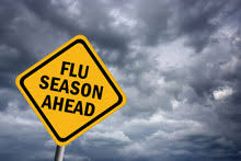 season al seasonal flu acphd