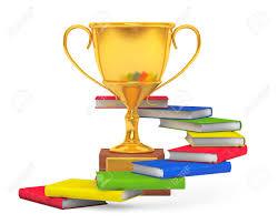 Resultado de imagen de trofeo libro