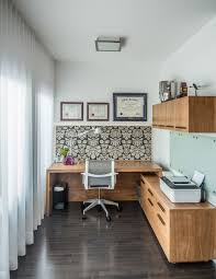 wallpapered office home design. Delighful Home Office  With Wallpapered Office Home Design E