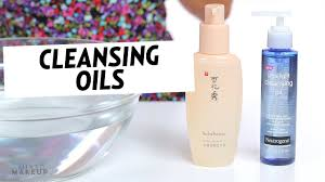here s the right way to use cleansing oils beauty with susan yara mixed makeup