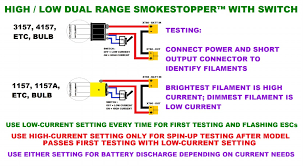 build a smoke stopper for mini quad and drones oscar liang here is the connection diagram provided by mnemennth
