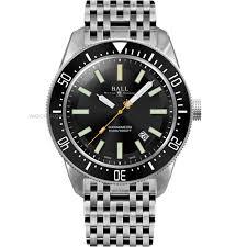 men s ball engineer master ii skindiver ii chronometer watch mens ball engineer master ii skindiver ii chronometer watch dm3108a scj bk