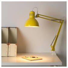 Tertial Work Lamp With Led Bulb Ikea Luminaire Cool Crudités