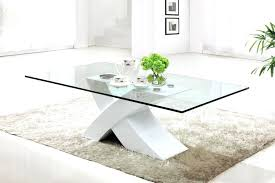 modern glass coffee table. Glass Cocktail Tables Designer Contemporary Luxury Modern Coffee Table Interior Decorating
