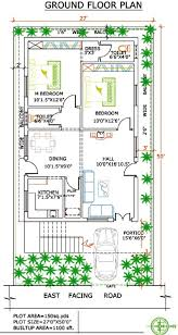 West Facing Independent Floor Plan Sq  Yards Land   Sq    Independent Houses      East  RS          Click to view