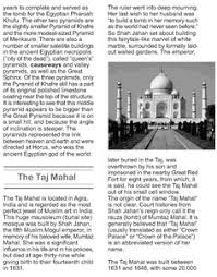 grade reading lesson essays the new seven wonders of the grade 9 reading lesson 15 essays the new seven wonders of the world 1