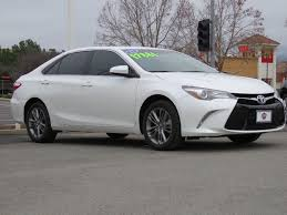 2017 Used Toyota Camry SE Automatic at Capitol Expressway Used Car ...