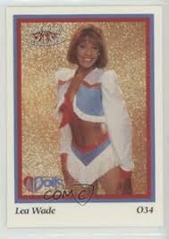1994 Sideliners Pro Football Cheerleaders Houston Oilers Derrick Dolls Lea  Wade | eBay