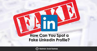 Fake Linkedin People These Do Spot Profiles How You