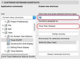 Keyboard Shortcuts Knowledgebase Page Graphisoft Help Center