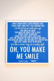 you make me smile lyrics uncle kracker. uncle kracker smile lyric art coaster by evelynjay on etsy you make me lyrics e