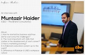interview muntazir haider about startup challenges soft skills interview muntazir haider about startup challenges soft skills leadership