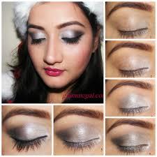 glam makeup look photo 1