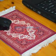 11 x7 fabric persian rug mouse pad gifts for pc new mouse mat decor