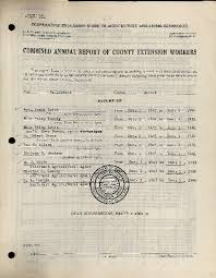 Combined annual report of county extension workers, Freda Smith, Merced,  California, 1948 — Calisphere
