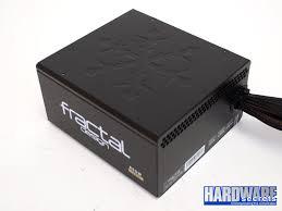 Fractal Design Tesla Fractal Design Tesla R2 650 W Power Supply Review Hardware