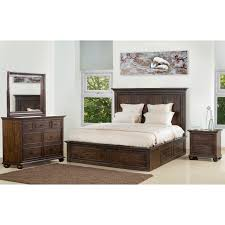 Samuel Lawrence Chatham Park Queen Bedroom Group 1 - Item Number: S094 Q  Bedroom Group
