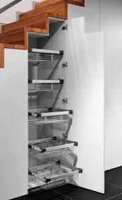 Wir zeigen, wie sie den stauraum unter der treppe besser nutzen und einen treppenschrank selbst bauen! Stauraum Schrank Moers Korpus Schranksysteme