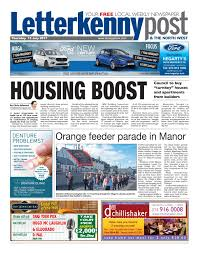 Letterkenny Post 13 07 17 By River Media Newspapers Issuu
