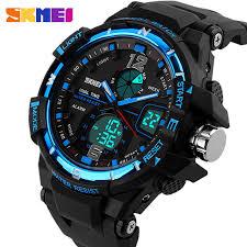 high quality alarm wrist watch promotion shop for high quality 2016 skmei men s digital watch men chronograph sports watches fashion casual military wrist watch relogio masculino