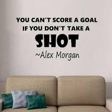 score a goal soccer sports e wall