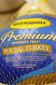 Butterball Turkey Baking Chart How To Cook A Butterball Turkey We Are Not Martha