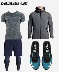 nike outfits for men. men\u0027s gym style: the best workout clothes for year nike outfits men e