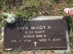 Fred McCoy Jr. (1924-2008) - Find A Grave Memorial