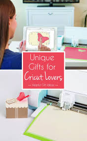 Wonderful Cricut Gift Ideas Sure to Put a Smile on Her Face ...