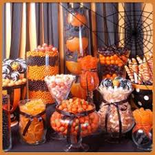 halloween wedding candy bar. Simple Candy Use Your Favorite Orange And Black Candies To Create A Unique Tasty Halloween  Candy Buffet With Wedding Candy Bar N
