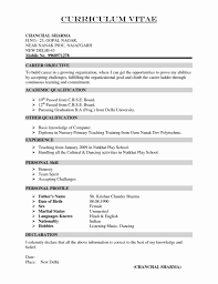 42 New Resume Format For Bpo Jobs For Freshers Resume Ideas